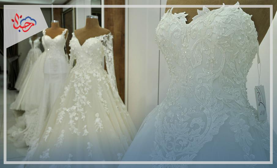 Turkish wedding dresses - معارض الملابس في تركيا دليلك لعام 2021