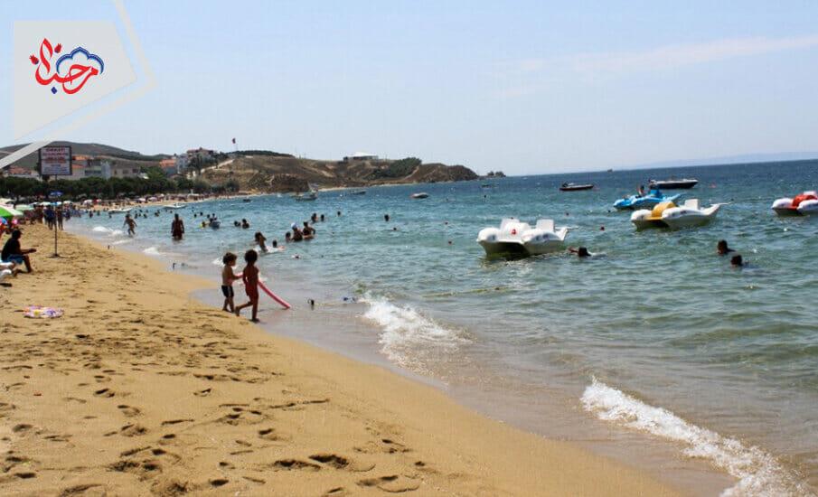 شاطئ توزلا هالك Tuzla Halk