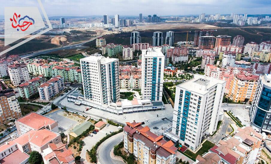 ومجمعات سكنية 1 - ازدهار العقارات في تركيا 2021 بمساهمة المستثمرين الأجانب