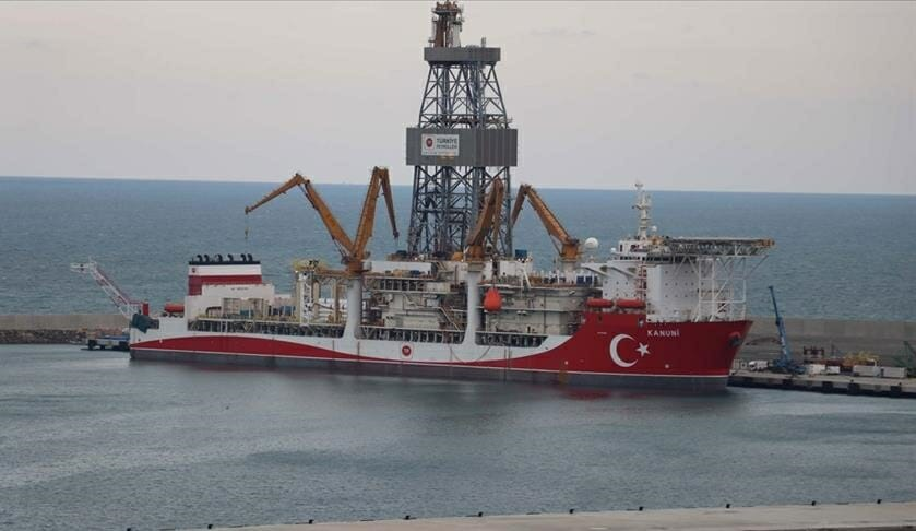 أردوغان شعلة الغاز تضيء لأول مرة في البحر الأسود.. ولن تكون الأخيرة