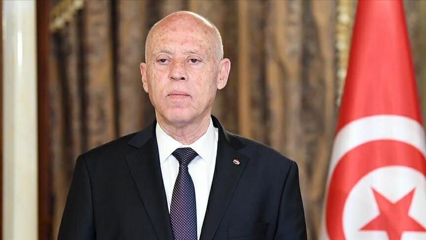 اجتماع طارئ عقده الرئيس التونسي قيس سعيد