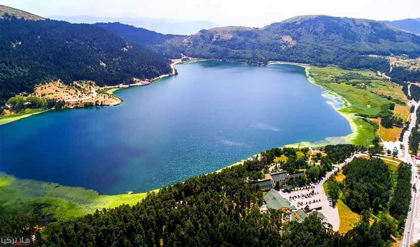 بحيرة أبانت - ولاية بولو