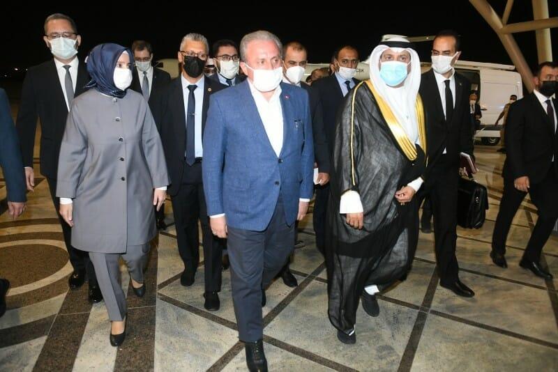 البرلمان التركي يصل الكويت في زيارة رسمية - خاص| زيارة وفد دبلوماسي تركي إلى الكويت.. مرحلة جديدة من العلاقات الاقتصادية بين البلدين