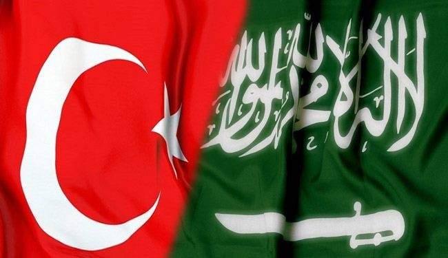 وزيري خارجية تركيا والسعودية للتباحث في العلاقات الثنائية 2 - لقاء وزيري خارجية تركيا والسعودية للتباحث في العلاقات الثنائية