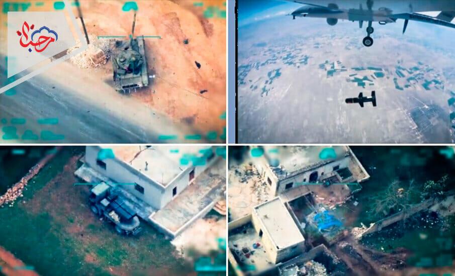 الجوية لبيرقدار 1 - بيرقدار وأقنجي التركيتين تغزوان أوروبا وتدبان الرعب في قلوب المتربصين
