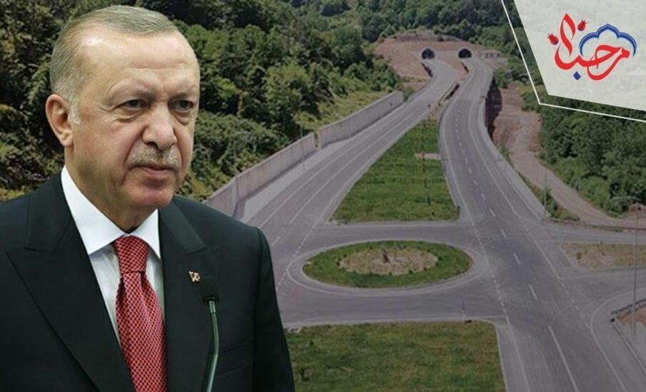 العقارات في تركيا - اردوغان في رده على معارضي قناة إسطنبول: غير الأكفاء لا يعرفون طائرا غير الغراب