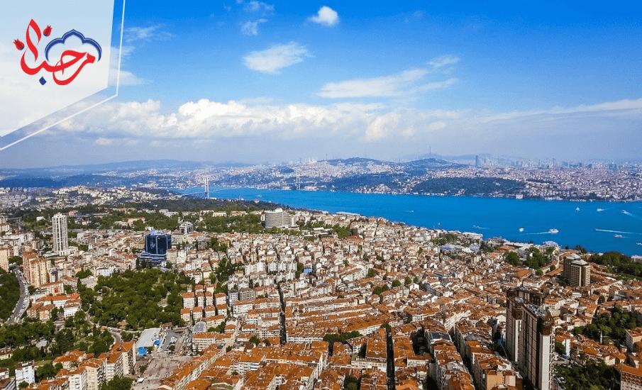 مبيعات العقارات في إسطنبول - العقارات في تركيا