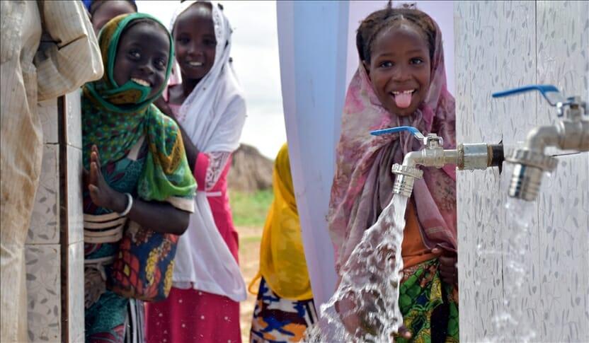 وقف الديانة التركي.. خير عابر للقارات - بئر ماء في إفريقيا