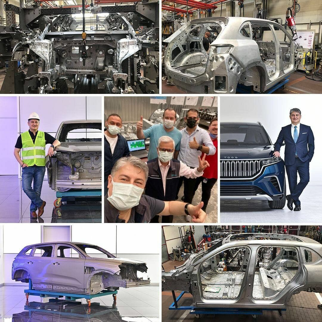 IMG 20210718 194930 - خطوة هامة في صناعة السيارات التركية 2021