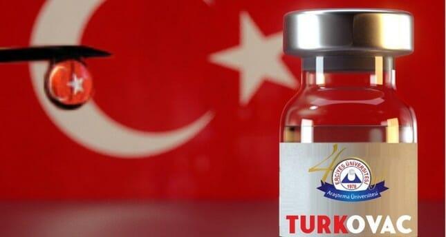 اللقاح التركي توركوفاك يثبت فعاليته ضد سلالة كورونا البريطانية أيضاً