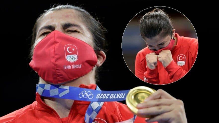 الرياضية التركية - البوسة ناز سورمَنيلي