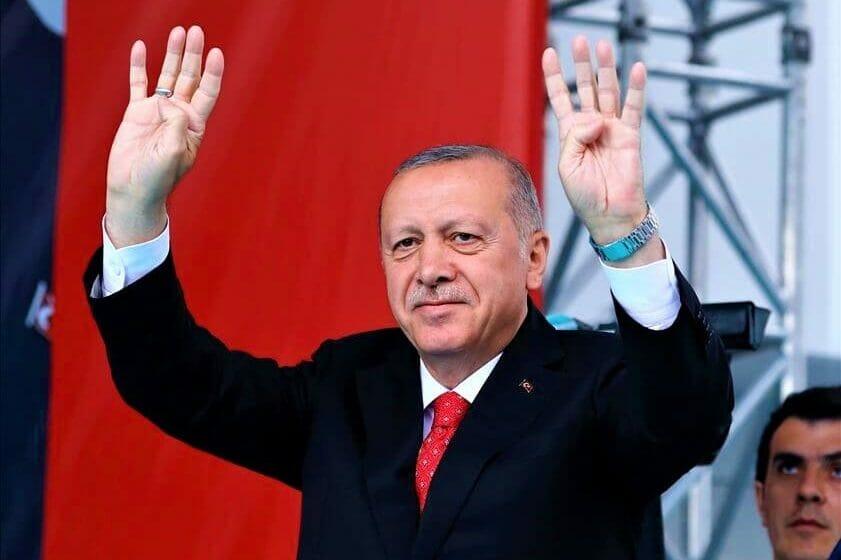 أردوغان الاقتصاد التركي يواصل إنجازاته