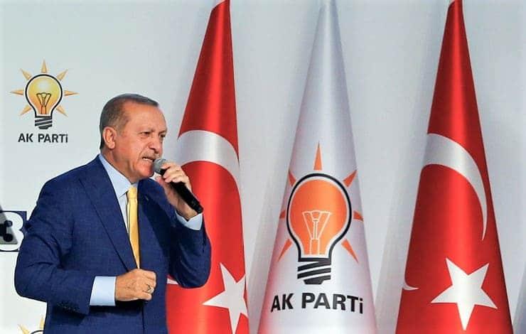 أردوغان واثق من فوز حزبه في انتخابات تركيا 2023