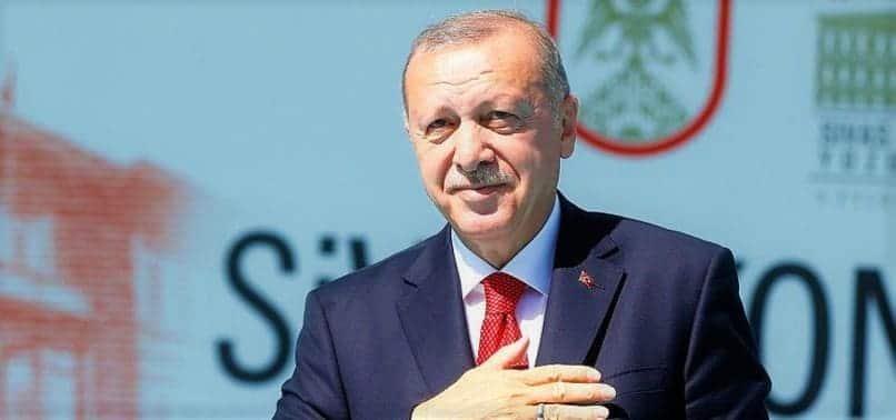 أردوغان يحيي ذكرى أرطغرل