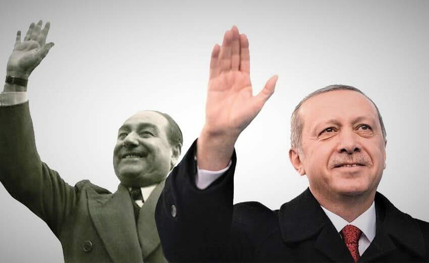 أردوغان يحيي ذكرى مندريس