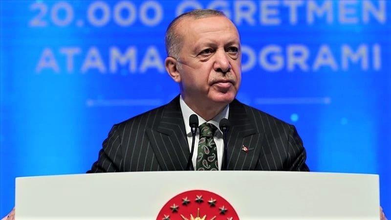 أردوغان يعلن افتتاح المدارس التركية أما الطلاب يوم الاثنين القادم 06-09-2021
