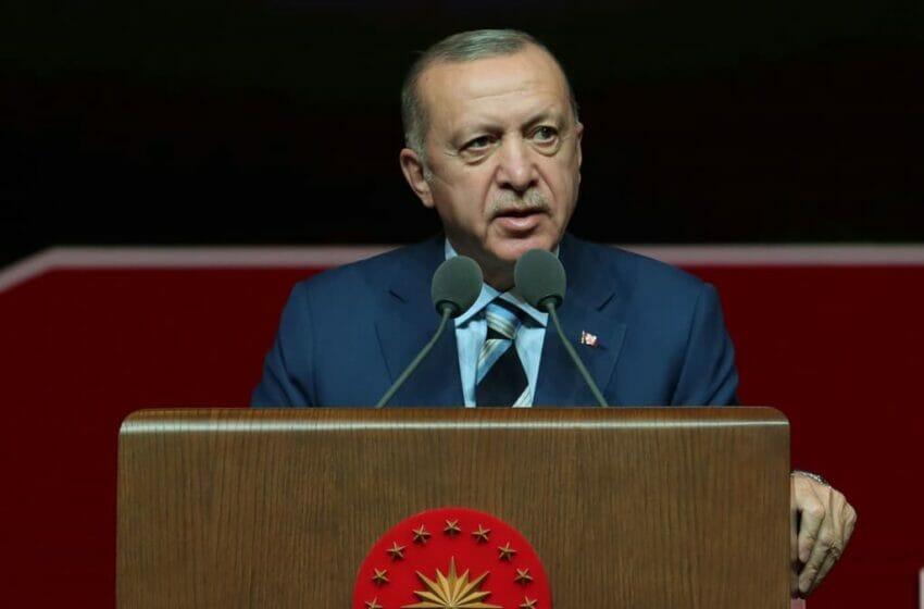 أردوغان.. الدول التي تتجاهل والحقوق والحريات الأساسية لن تدوم