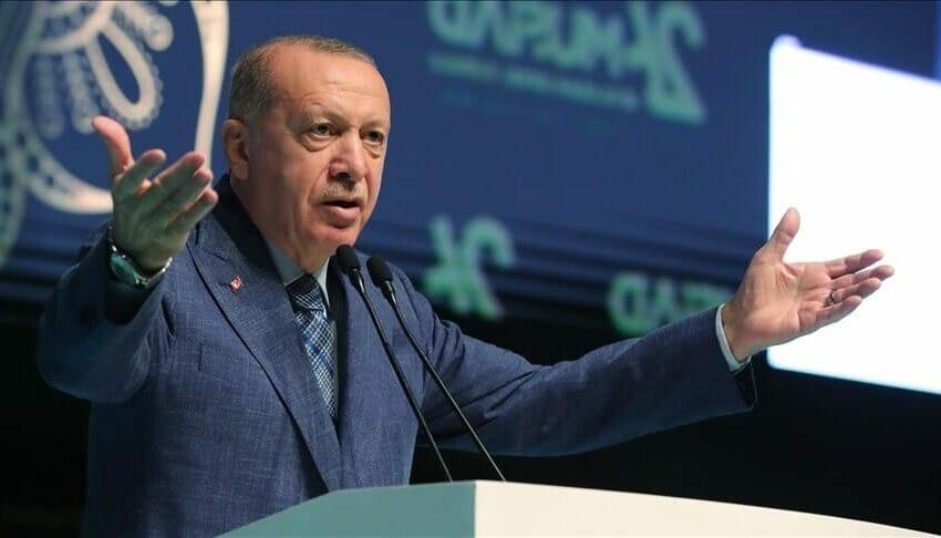 .. تركيا صاحبة الكلمة في كل قضايا المنطقة - أردوغان.. تركيا صاحبة الكلمة في كل قضايا المنطقة