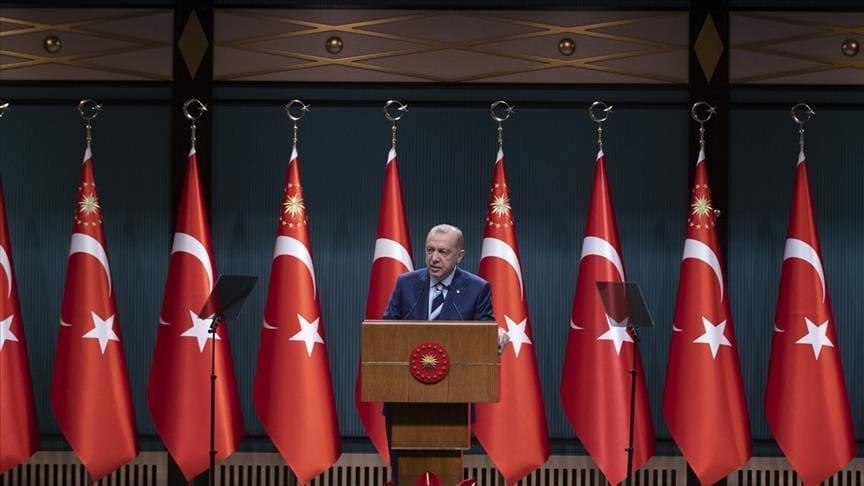 أردوغان: الاقتصاد التركي يسير بسرعة نحو المكانة التي يستحقها