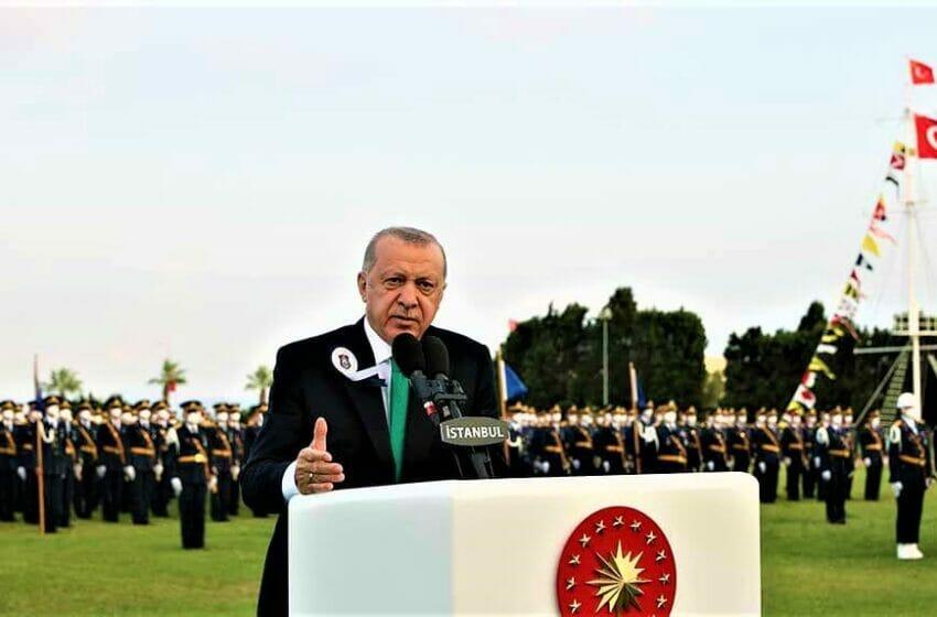 أردوغان.. لن يتمكن أحد من إعاقة هدفنا في تركيا القوية والعظيمة