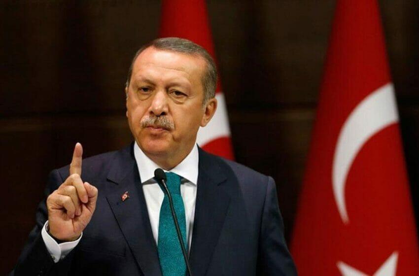 أردوغان يرد.. يمكننا تعزيز دفاعاتنا بالشكل الذي نريد