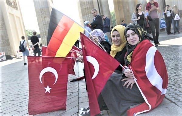 الأتراك ساهموا في نهضة ألمانيا