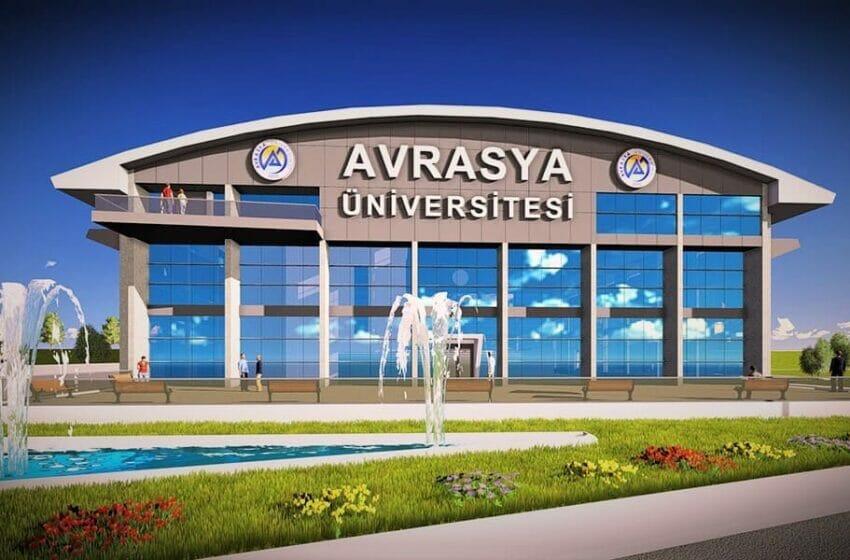 الدراسة في جامعة أوراسيا 2021