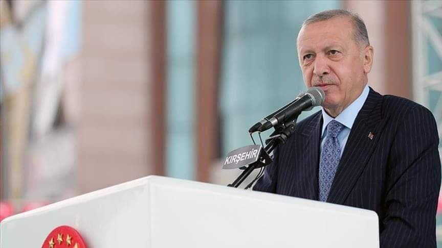 الرئيس أردوغان.. نمو الاقتصاد التركي هو الأعلى في العالم