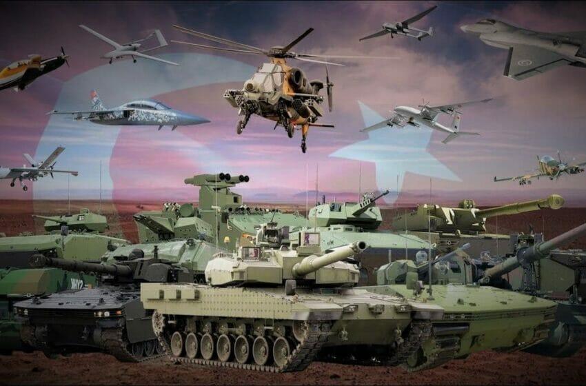 الصناعات الدفاعية التركية