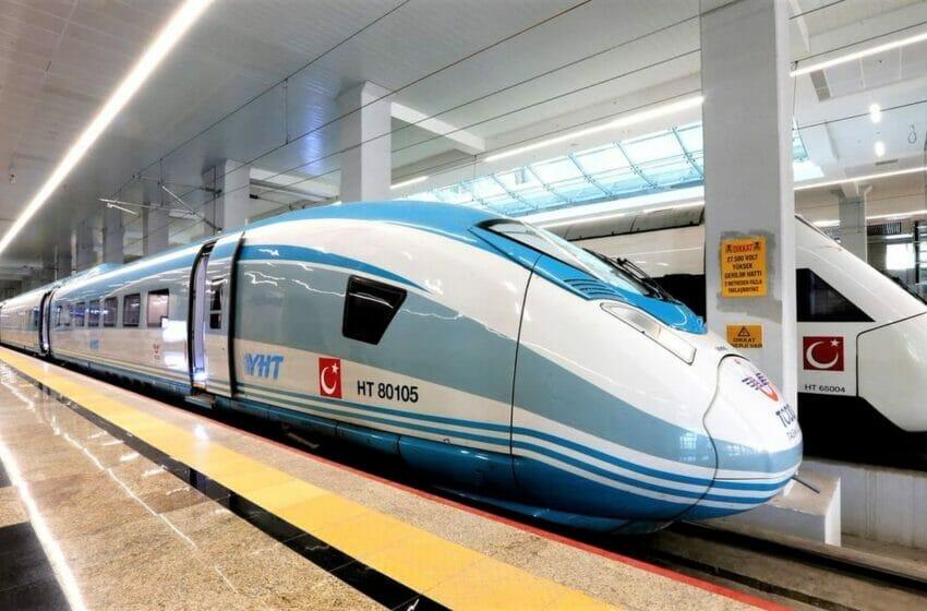 السريع سيختصر الوقت بين إسطنبول وأنقرة بمقدار 40 دقيقة 0 - القطار السريع YHT سيختصر الوقت بين إسطنبول وأنقرة بمقدار 40 دقيقة