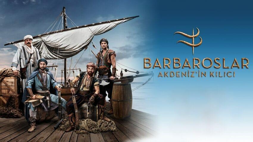 مباشر مسلسل بربروس الحلقة 1 على قناة 1 TRT التركية | موعد عرض بربروس الحلقة 1