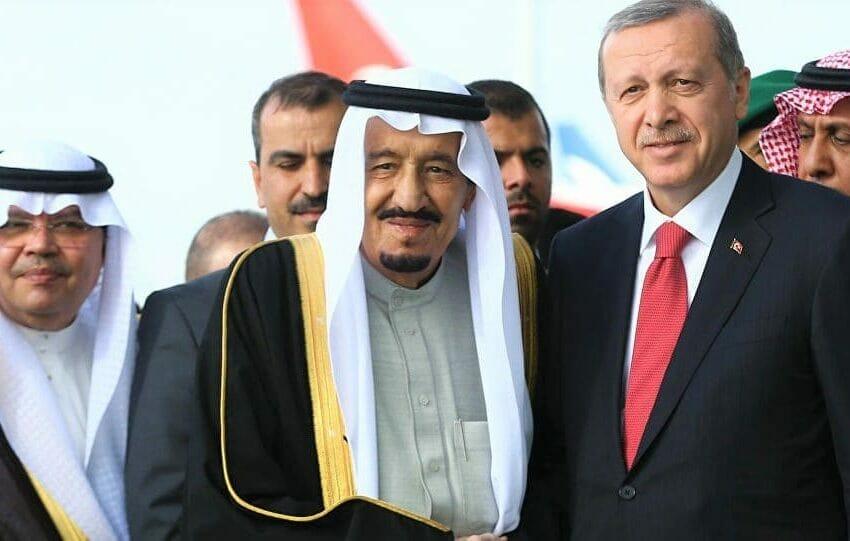 بمناسبة اليوم الوطني السعودي 2021 تركيا ترسل التهنئة