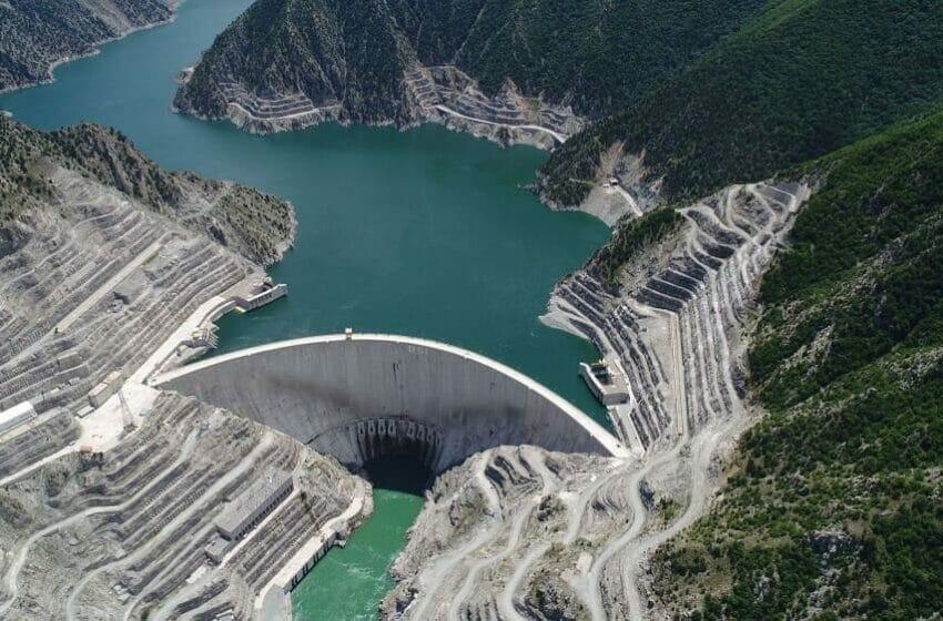 تعزيز مساهمة الطاقة الكهرومائية في تركيا