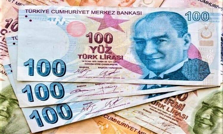 أسعار العملات في تركيا مقابل الليرة التركية