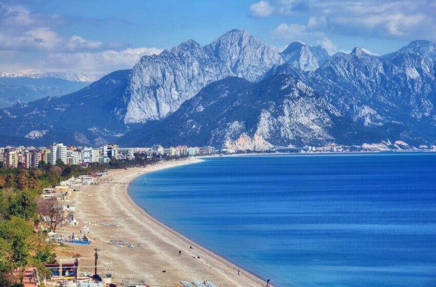 سياحة المؤتمرات في أنطاليا