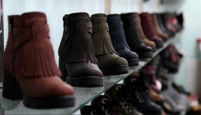 صادرات الأحذية التركية تحقق رقم قياسي 2021