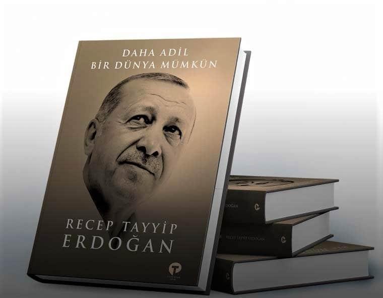 كتاب أردوغان.. نحو عالم أكثر عدلاً