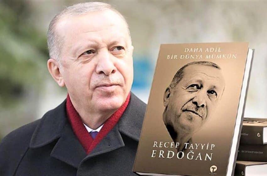 كتاب أردوغان… هدية إلى قادة العالم 2021