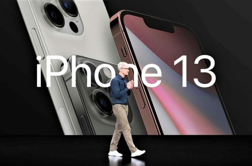 أيفون 13 الجديد