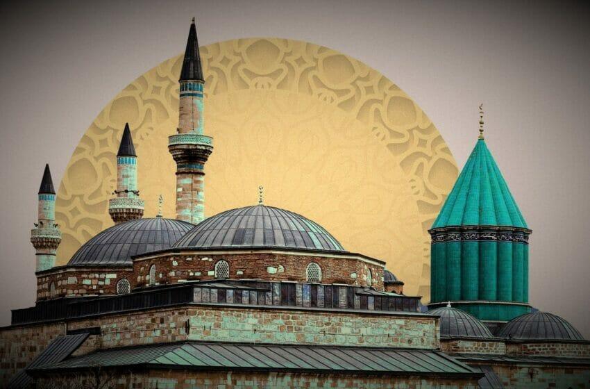 مسجد جلال الدين الرومي - مسلسل حضرة مولانا
