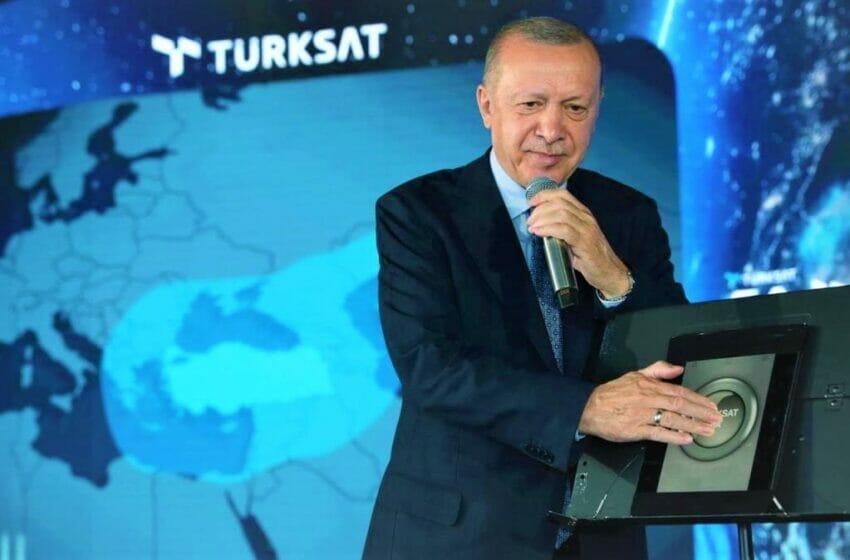مشاركة تركيا في معرض القمر الصناعي 2021 بالولايات المتحدة الأمريكية