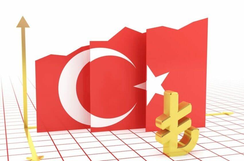 رفع توقعات نمو الاقتصاد التركي 2021