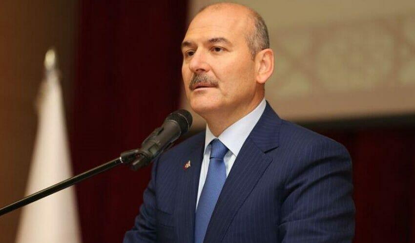 وزير الداخلية التركي يبحث مع مسؤول أوروبي ملف الهجرة