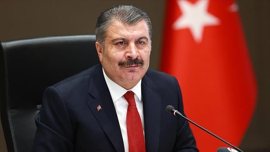 وزير الصحة التركي - اللقاح التركي توركوفاك في مرحلة التقدم للموافقة على استخدام