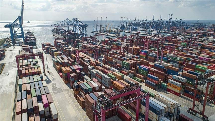 الصادرات التركية شهر أغسطس 2021