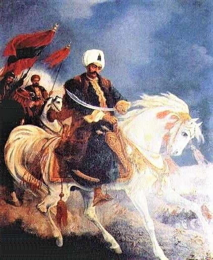 الأمير سليمان باشا ابن السلطان العثماني أورخان ابن عثمان - روائع من التاريخ العثماني