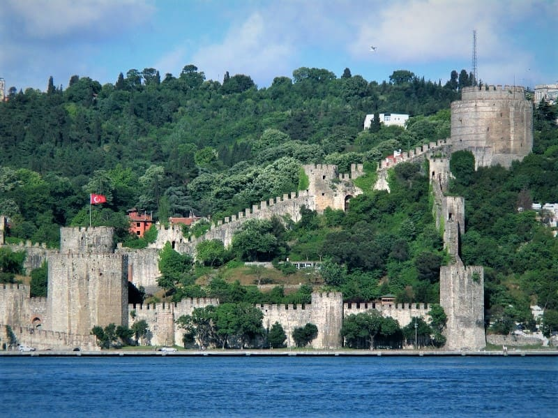 قلعة رومللي - روائع من التاريخ العثماني