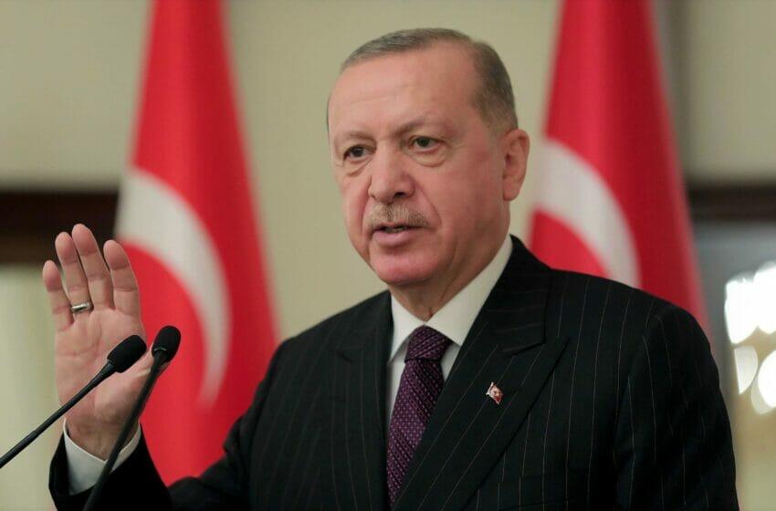 أردوغان.. لا يمكن للمجتمع الدولي أن يسمح بإطالة الأزمة السورية لعشر سنوات إضافية