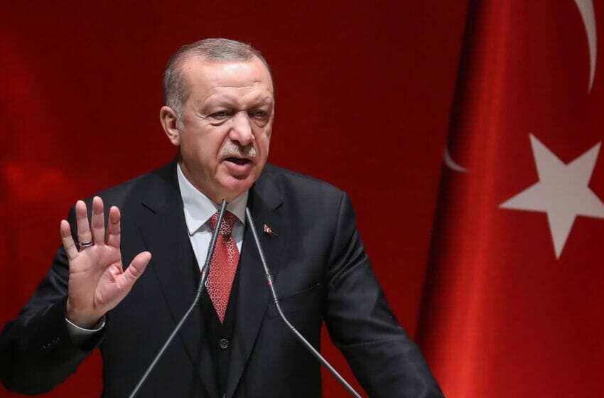 أردوغان: مخلصون باقتراح إعداد أول دستور مدني لتركيا 2023