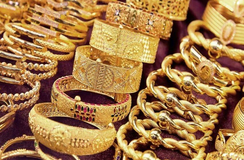 أسعار الذهب في السعودية اليوم الإثنين 4-10-2021 سعر الذهب في السعودية اليوم
